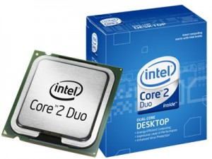 Процессоры Intel Core Duo
