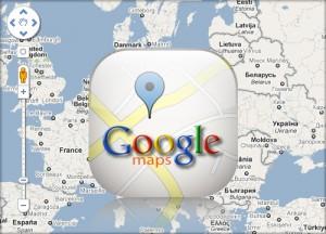 Развитие Гугл карт